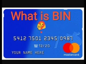 What is Credit Card BIN number