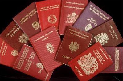 PHYSICAL EUROPEAN PASSPORT