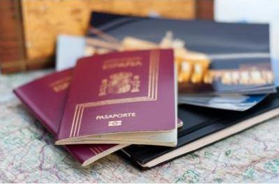 FAKE PHYSICAL EUROPEAN PASSPORT