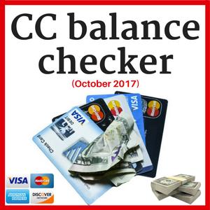 CC/CVV Balance Checker+Live Or Dead