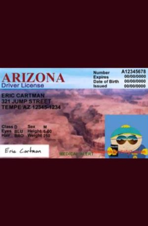 License Templates – USA (47 States)
