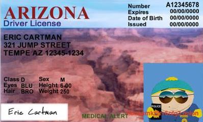 License Templates - USA (47 States)