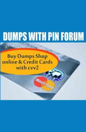 WHERE TO BUY DUMPS CVVs BINS