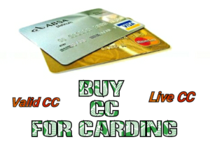 Buy CC for Carding