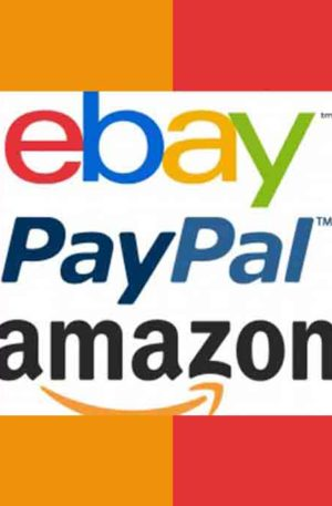 UPDATED 2020 AMAZON + EBAY + PAYPAL COMPLETE COLLECTION – BUY 1 GET 3 – 700$ DAILY