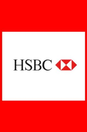 HSBC BANK ACCOUNT – FRESH – CHARGED WITH 5K€