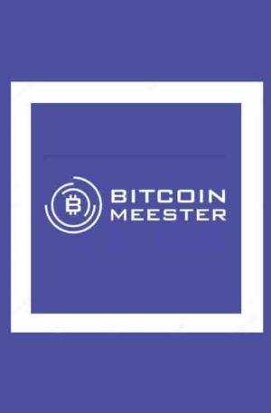 BitcoinMeester VERIFIED Cryptocurrency account bitcoinmeester.nl