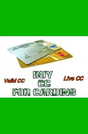 Databse 1k Credit Card!! 70% VALID Live CC