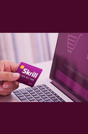 Skrill VERIFIED account + Mastercard and PIN