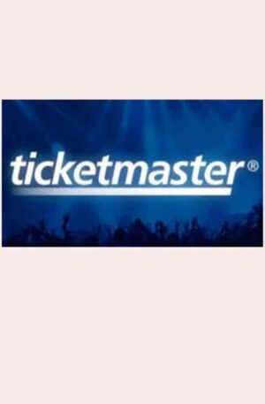 Ticketmaster Account
