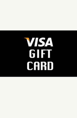 VISA Gift card 500$