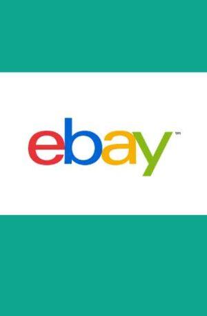 eBay Gift Card – $150
