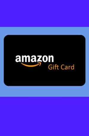 Amazon Gift Card – $500