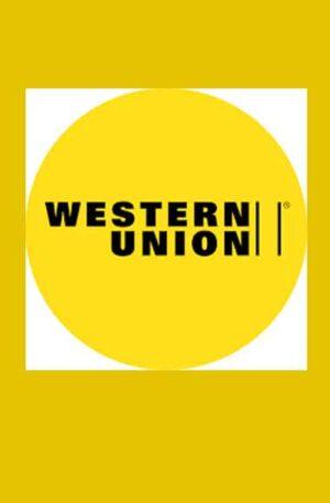 $2500 Western Union Transfer