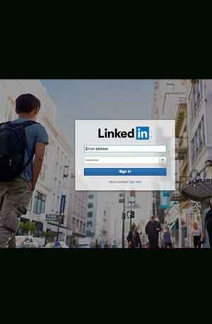 LinkedIn Phishing Page | Scam Page | LinkedIn Single Login Script