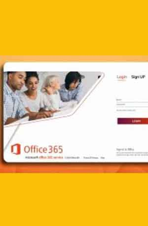 Office 22 Double Login Phishing Page | Scam Page