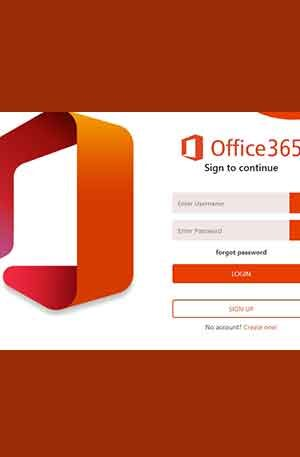 Office365-rd40 Triple Login Phishing Page | Scam Page