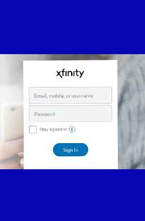 Xfinity Comcast 1 Double Login Phishing Page | Scam Page