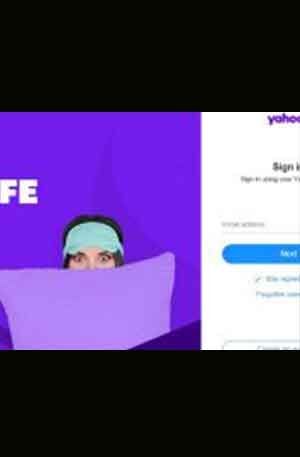 Yahoo Scam Page | Auto Double Login Phishing Page